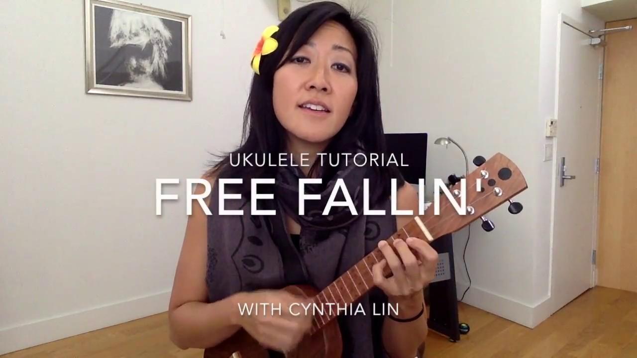 Free fallin tom petty ukulele tutorial youtube free fallin tom petty ukulele tutorial hexwebz Image collections