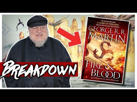 New Fire & Blood Sample Chapter Breakdown - Game of Thrones Prequel - 동영상