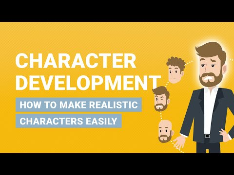 Character Bio Template: 200+ Character Development Questions