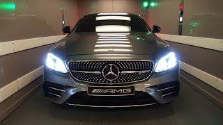 2018 Mercedes AMG E43 4MATIC + BRUTAL Drive Review E Class Sound Acceleration Exhaust
