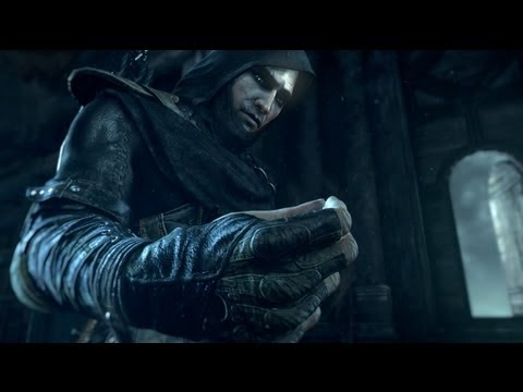 Thief Interview and gameplay with Joe Khoury from Eidos Montreal