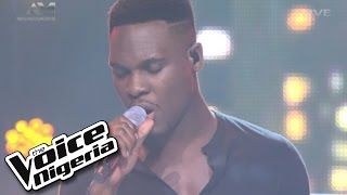 Nonso Bassey Sings 34 How Does It Feel 34 Live Show The Voice Nigeria 2016