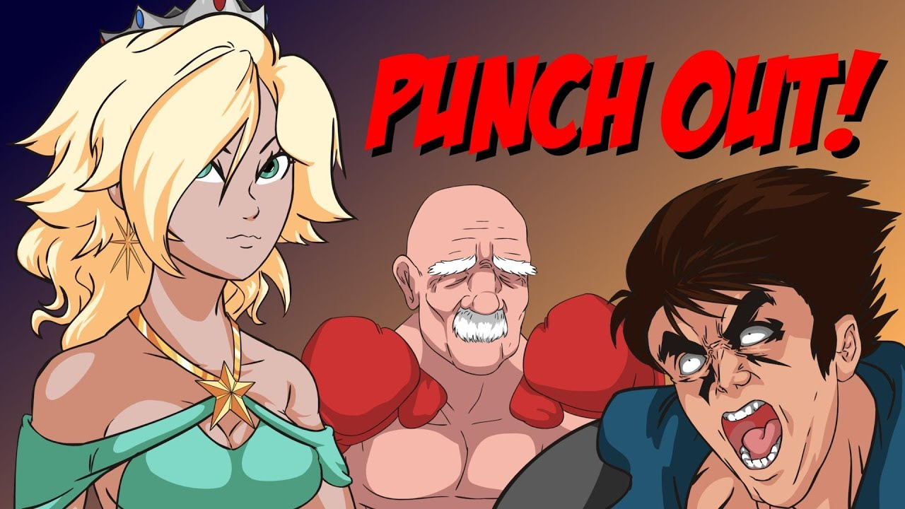 Punch Out! [Two Best Friends Play] - YouTube