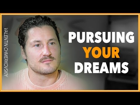 Valentin Chmerkovskiy: The Art of Dance, Success, and Pursuing Your Dreams