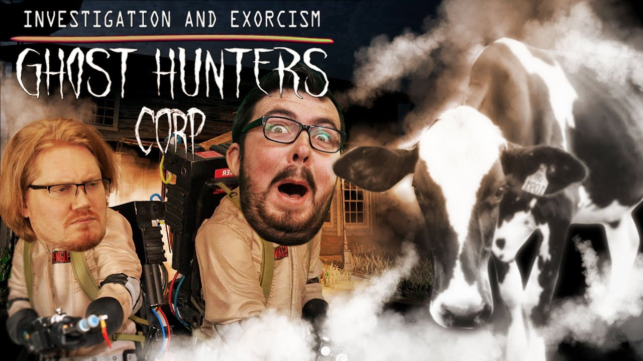 Cow Demon! GHOST HUNTERS CORP