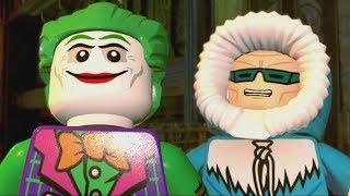 LEGO DC Super-Villiains: Gameplay Walkthrough Part 5 -