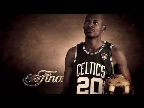 Ray Allen - 2010 NBA Finals Full Highlights vs Lakers (720p HD)
