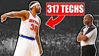 8 NBA Records You Didn't Know Exist