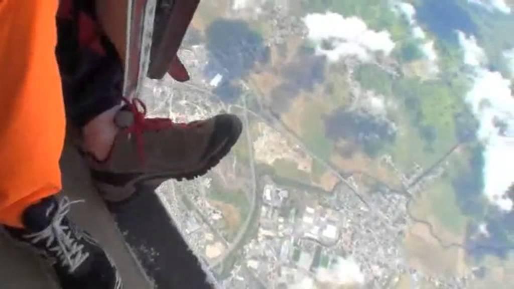 parachutisme saint nazaire