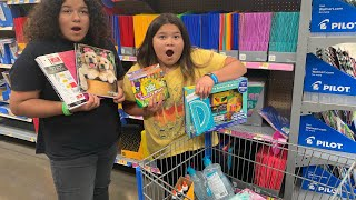 Back to School Shopping at Walmart 2019! Huge Back to School Shopping Haul
