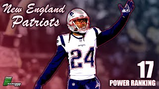 A Deep Dive Into The 2020 New England Patriots | Power Ranking: 17