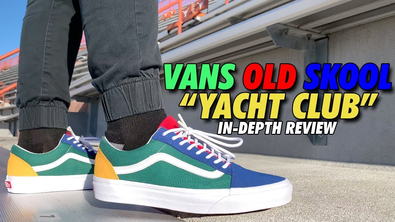 vans yatch