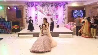 Ek Hazaaron Mein, Meri Behena Hai!!❤ #SauLaksh Wedding// 13.12.2018