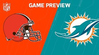 Browns vs. Dolphins (Week 3 Preview)   Around the NFL Podcast   NFL