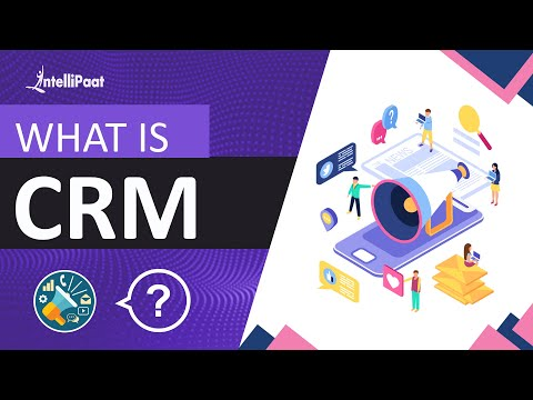 What is CRM? (Customer Relationship Management)