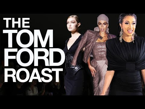 tom ford is a mess (Tom Ford Spring 2019 Runway Show Review)