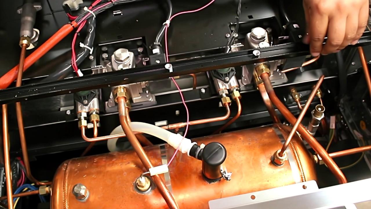 Crem International (Expobar) MegaCrem Control 2 Group Espresso .