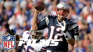 #10 Tom Brady Returns from a Torn ACL | Top 10 Player Comebacks | NFL Films