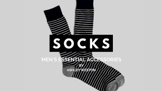 The Men's Best Socks, How to Wear & Matching Them - Dress, No Show, Pattern, Darn Tough, Uniqlo