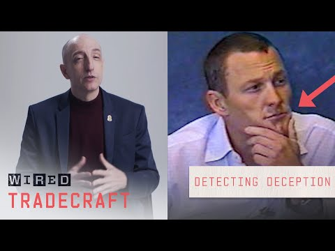 Former FBI Agent Explains How to Detect Lying & Deception | Tradecraft | WIRED