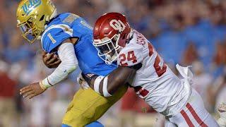Oklahoma Vs UCLA Football Highlights