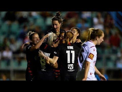 Highlights: Western Sydney Wanderers 2-1 Adelaide United – Round 1 Westfield W-League 2019/20 Season
