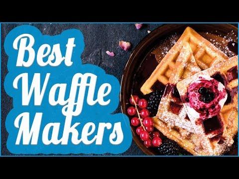 Best Waffle Maker To Buy In 2017