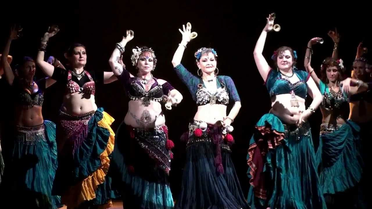 FatChanceBellyDance at American Tribal Stars II - Finale ...
