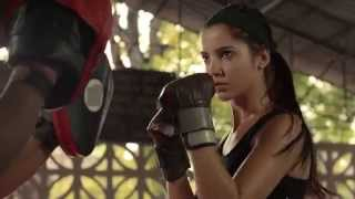 Perth Personal Training Girl Boxing