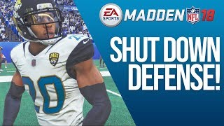 How To Shutdown Any Offense With Cover 2 In Madden 18