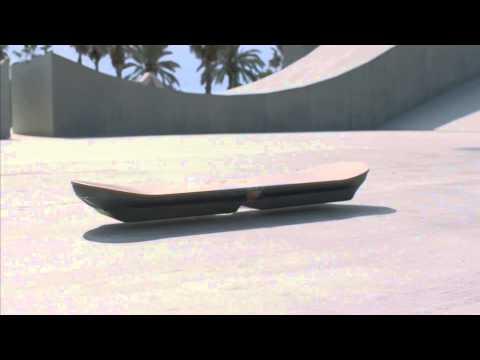 Lexus Slide Quantum Levitation Hover Board #LexusHover