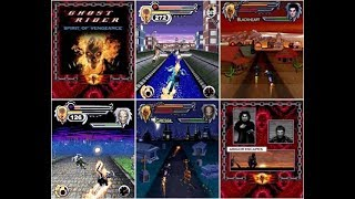"""Ghost Rider J2ME"" - Hands-On Mobile (Java Game)"