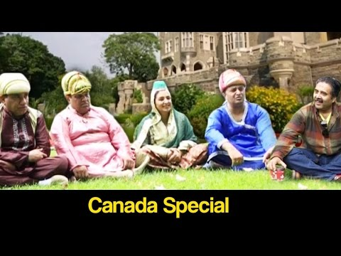 Khabardar Aftab Iqbal 29 April 2017 - Canada Special - Express News
