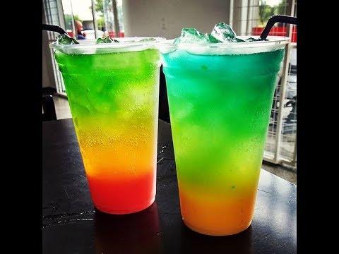 39c5a31bda276 Como fazer um copo de tchay 3 cores perfeito - YouTube