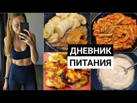 Дневник питания на день на 1500 калорий   Что я ем за день