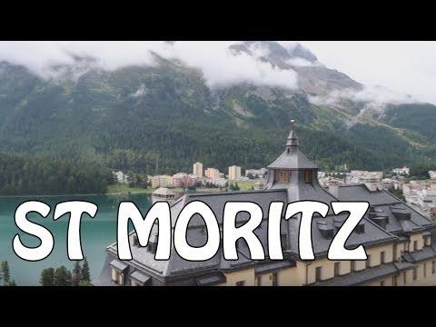 A DAY IN ST MORITZ SWITZERLAND - Episode 13