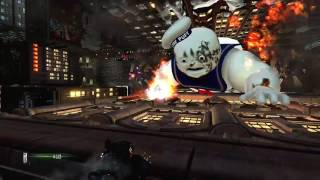 Ghostbusters 3: The Death Of Stay Puft