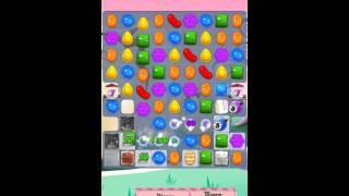 Candy Crush Saga Level 350 iPhone No Boosts