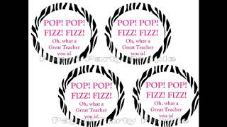 OneRyt & MC Frosty - Pop Pop, Fizz Fizz  (AUDIO ONLY)