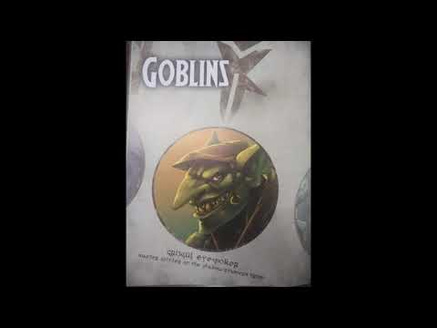 Goblin Army Review, 3rd Edition Kings of War,  Ghettofabulous Kings of War