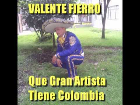 VALENTE FIERRO/EL VENCIDO/ Autor/Jose Alfredo Jimenez