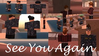 See You Again - A ROBLOX Music Video