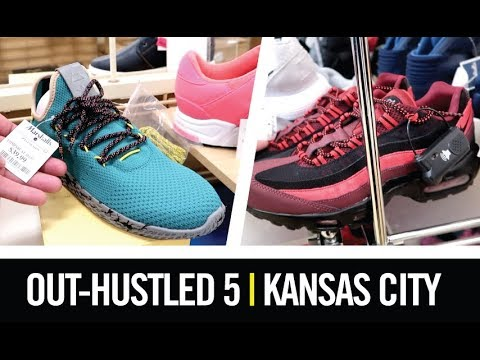 Marshalls Jersey City >> We Visit The Biggest Marshalls In Kansas City Out Hustled 5 Ep 1