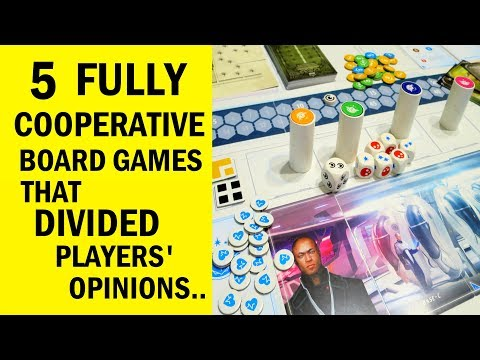 5 Fully Cooperative Board Games That Divided Players' Opinions...