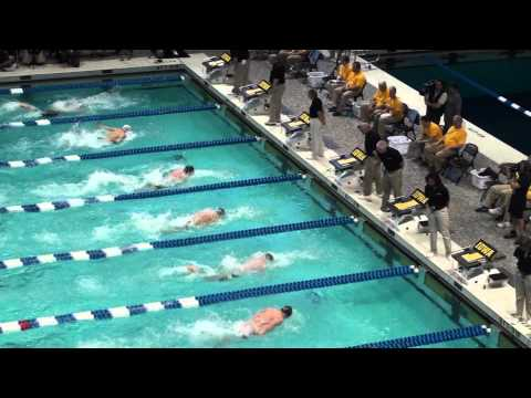 2015 NCAA Swimming Championships 100 Fly Final