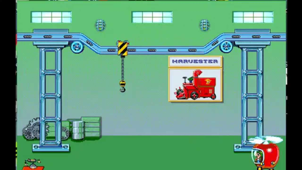Let's Play Busytown Part 04: What's Your Favorite Mustard to Put on a Zoid? - YouTube