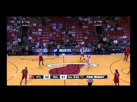 NBA CIRCLE - Atlanta Hawks Vs Miami Heat Highlights 19 Nov. 2013 www.nbacircle.com