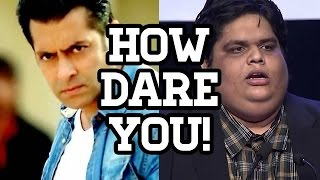 Angry Salman Khan THREATENS AIB'S Tanmay Bhat | EXCLUSIVE STORY | SpotboyE