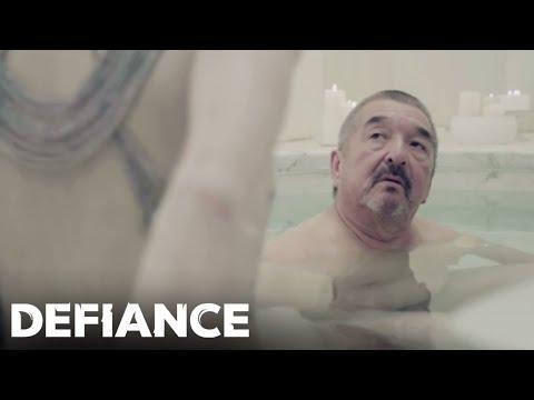 DEFIANCE  Jesse Does Defiance  Set Tour  Season 2  SYFY