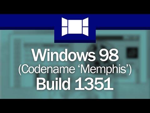 Windows 98 Build